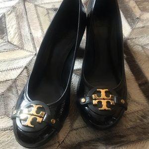 Tory Burch Chelsea black pump shoes, 11M